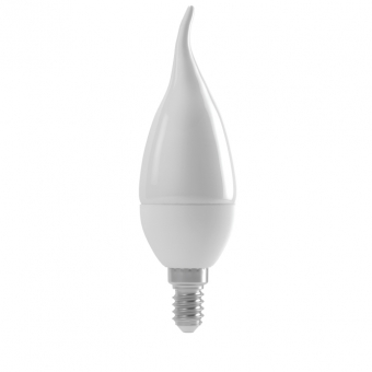 LED lemputė E27 6W 500 lm WW