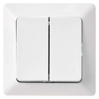 Switch EMOS double (white)