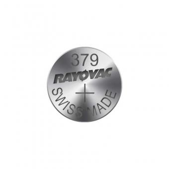 RAYOVAC  379 (SR63, SR521) -C10