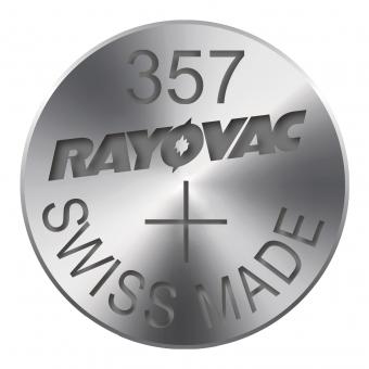 RAYOVAC 357 (SR44, AG13) -C10