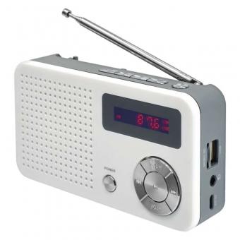 USB radijo imtuvas su MP3 palaikymu EMOS EM-213
