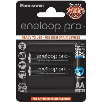 Akum. Eneloop Pro HR6 2500 mAh (AA)