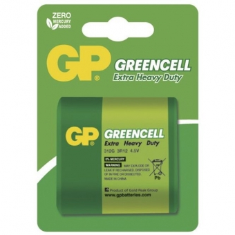 GP Greencell 3R12 (4.5 V)