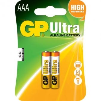 GP Ultra LR03 (AAA)