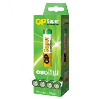 GP Super LR03 (AAA)