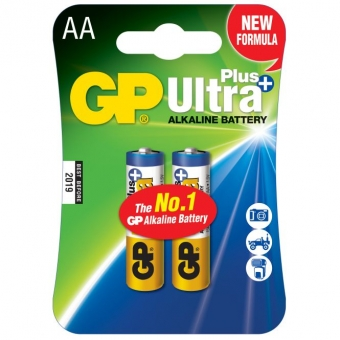 GP Ultra Plius LR6 (AA)
