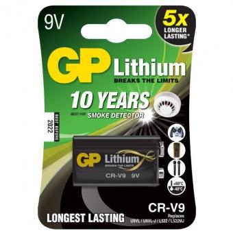 GP Litium CRV9