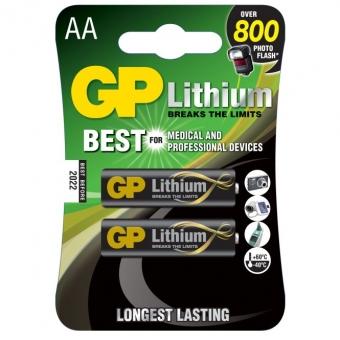 GP Litium FR6 (AA)