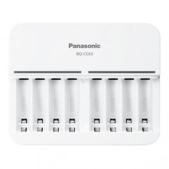 Baterijų įkroviklis Panasonic