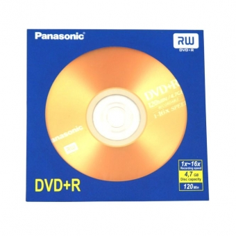 DVD+R Panasonic 4.7GB 16x