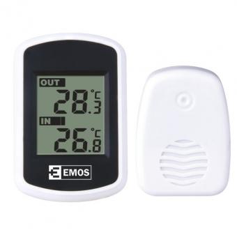 Bevielis skaitmeninis termometras
