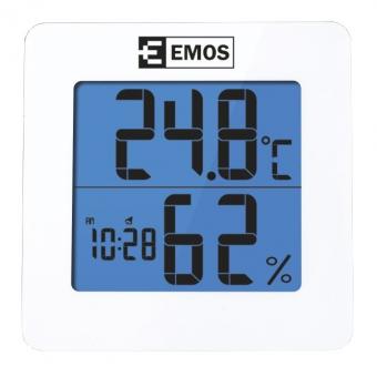 Skaitmeninis termometras-higrometras