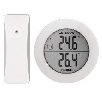 Bevielis skaitmeninis termometras E0129
