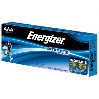 Energizer Ultimate Lithium FR03 (AAA)