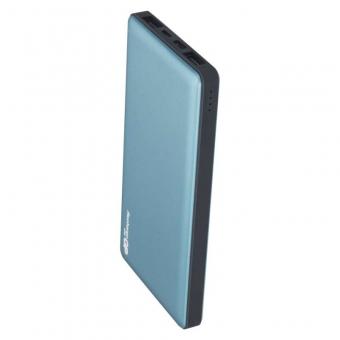 Mobilus įkroviklis 10 000mAh GP mėlynas