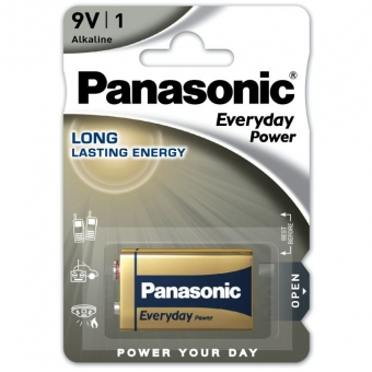 Panasonic Everyday 6LR61 (9V)