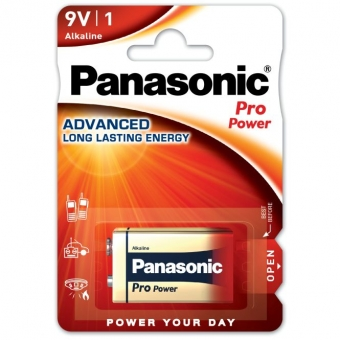 Panasonic PRO Power 6LR61 (9V)