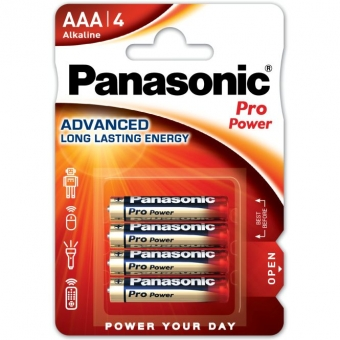Panasonic PRO Power LR03 (AAA)