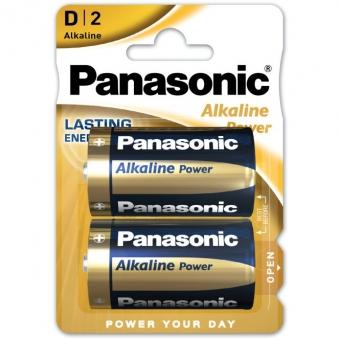 Panasonic Alkaline LR20 (D)
