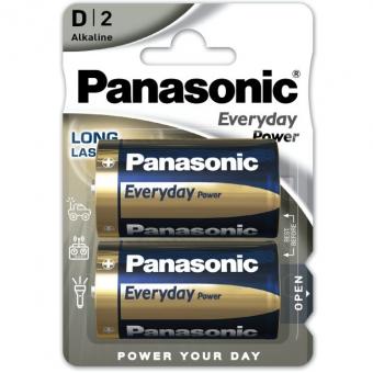 Panasonic Everyday LR20 (D)