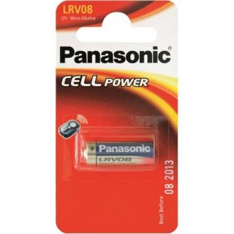 Panasonic Alkaline LRV08 (12V)