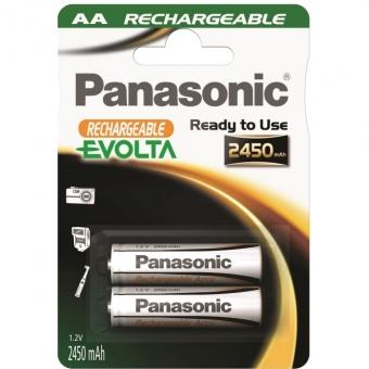 Akum. Panasonic Evolta HR6 2450 mAh (AA)