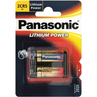 Panasonic Lithium 2CR5L