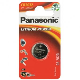 Panasonic Lithium CR2032