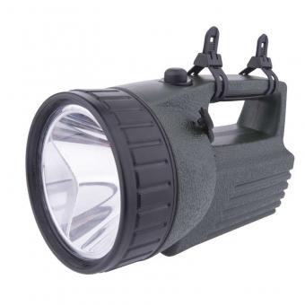 Įkraunamas žibintas 3810 10W LED