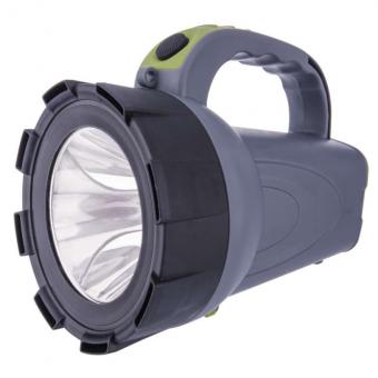 Įkraunamas žibintas 5W COB LED