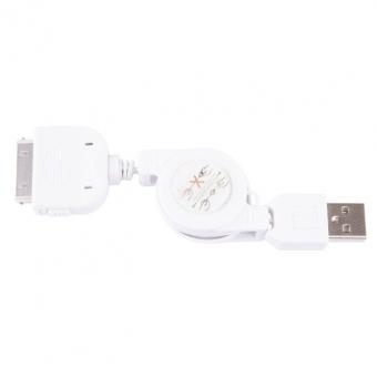 Laidas USB 2.0 A/M - i30P/M 0.8m