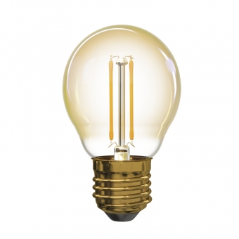 LED lemputė EMOS Vintage MINI GL 2W E27 WW+
