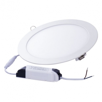 LED šviestuvas (panelė) C 12W 900 lm CW