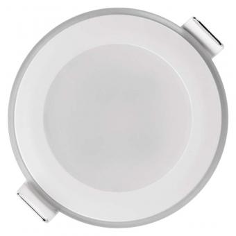 LED panelė EMOS 82 mm 5.5W apvali 2IN1 WW