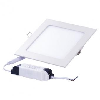 LED šviestuvas (panelė) S 6W 400 lm WW
