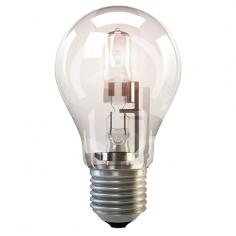Halogeninė lemputė Eco E27 53W(70W) WW