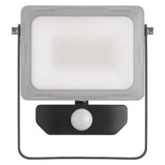 LED prožektorius ILIO 20W(170W) 1600 lm NW su judesio jutikliu